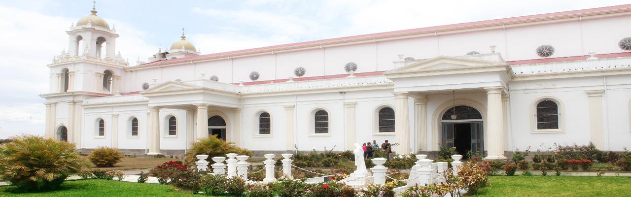 Foto de la Basílica de costado
