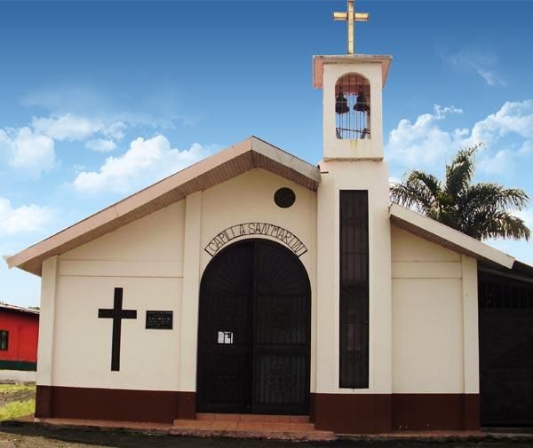 Templo de San Martín